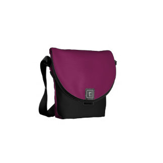 Festival Fuchsia Courier Bags