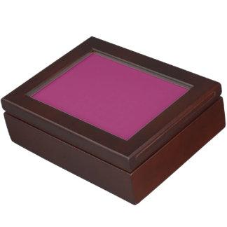 Festival Fuchsia Keepsake Box