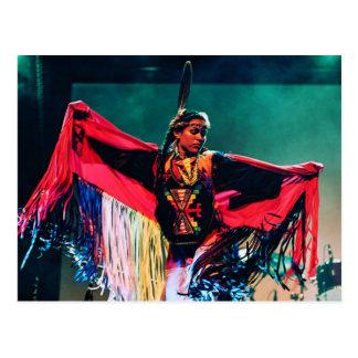 Festival Indigenous Presence Postcard