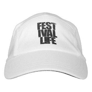 FESTIVAL LIFE (blk) Hat