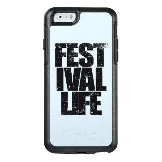 FESTIVAL LIFE (blk) OtterBox iPhone 6/6s Case