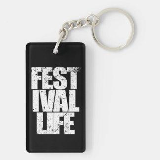 FESTIVAL LIFE KEY RING
