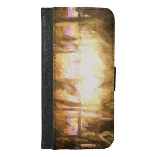 Festival Lights and Fire 5 iPhone 6/6s Plus Wallet Case