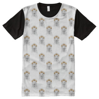 Festival lion II All-Over Print T-Shirt