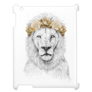 Festival lion II Cover For The iPad 2 3 4