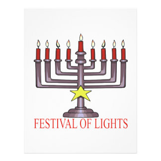 Festival Of Lights Flyer Design