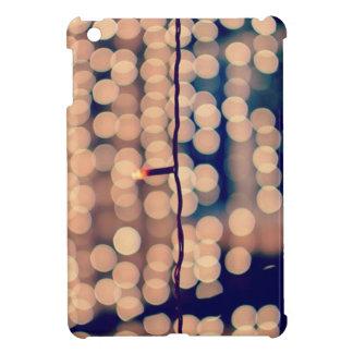 Festival Of Lights. Happy Diwali ! Bokeh iPad Mini Cover