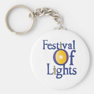 Festival Of Lights Keychain