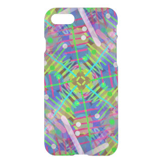 """Festival Pattern """"go nuts"""" iPhone 7 Case"""