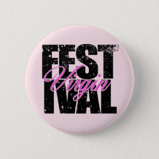 Festival Virgin (blk) 6 Cm Round Badge