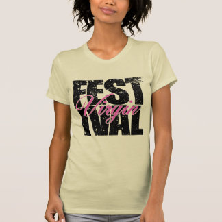 Festival Virgin (blk) T-Shirt