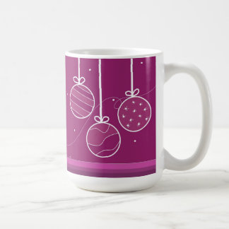 Festive Christmas Decorations Coffee Mug