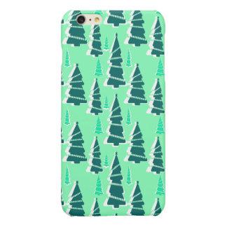 Festive Christmas Tree Forest