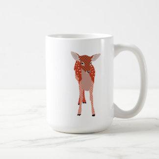 Festive Fawn Mug