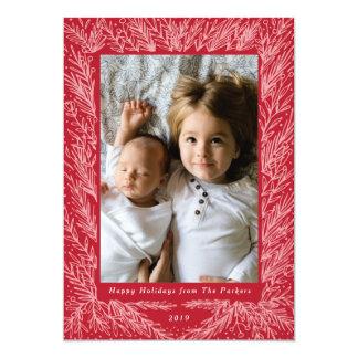 Festive Frame Card