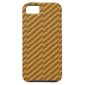 Festive, golden pattern iPhone 5 case