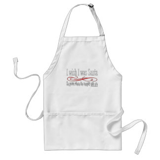 Festive Holiday Aprons Apron