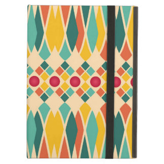 Festive pattern cover for iPad air