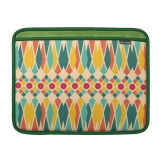 Festive pattern MacBook sleeve