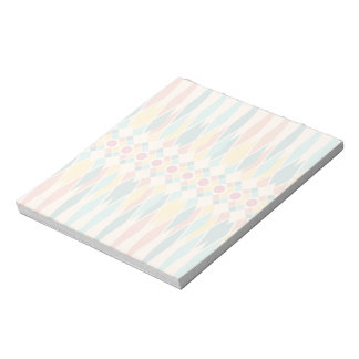 Festive pattern notepad