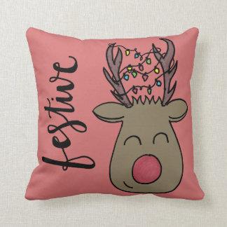 Festive Pillow