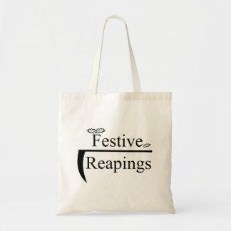 Festive Reapings tote bag