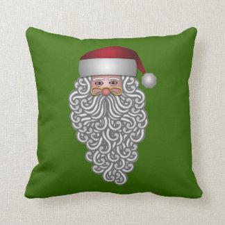 Festive Santa Cushion