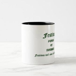 Festivus isn't over 'til I get pinned! Coffee Mug