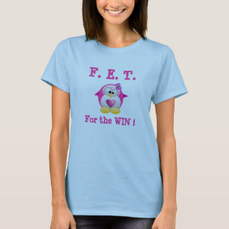 FET FTW Girl T-Shirt