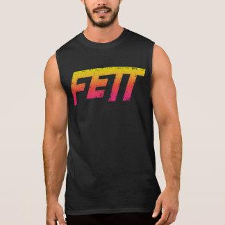 FETT - Side B Logo Sleeveless Shirt
