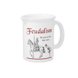 Feudalism - It's your Count that votes Pitcher