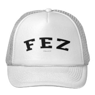 Fez Hats