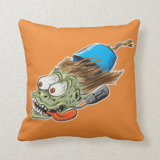Fezzy Throw Pillow