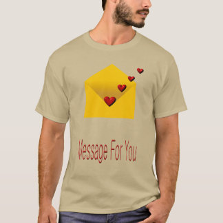 ff-love in envelope T-Shirt