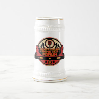 FFAF logo beer stein Beer Steins