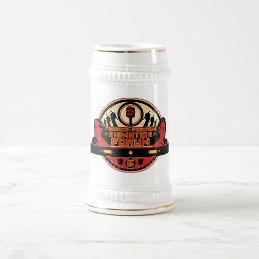 FFAF logo beer stein Coffee Mug