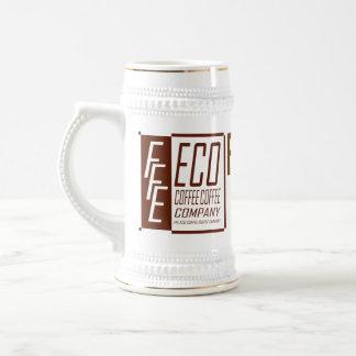 FFE ECO COFFEE COFFEE COMPANY BEER STEINS