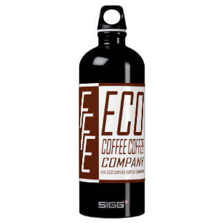 FFE ECO COFFEE COFFEE COMPANY SIGG TRAVELLER 1.0L WATER BOTTLE