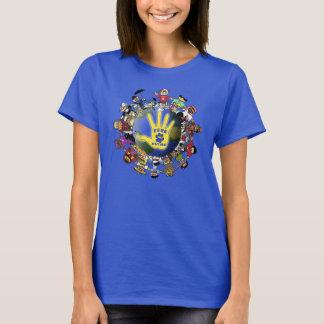 FFRC Nation on color items T-Shirt
