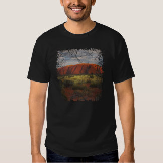 FGD - ULURU AYERS ROCK - BRUSHED & DISTRESSED SHIRTS