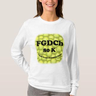FGDCh 80K Flyball Gnd Champ 80K Women Long SleeveT T-Shirt