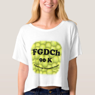 FGDCh 90 K, Flyball Grand Champ, 90,000 Points T-Shirt
