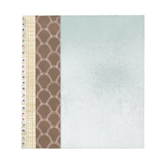 FGN01 DECORATIVE BACKGROUNDS WALLPAPERS  TEMPLATES MEMO PAD