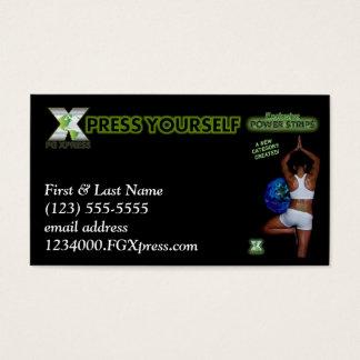 FGXpress Biz Card #2
