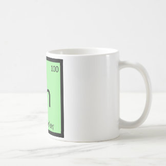 Fh - Field Hockey Sports Chemistry Periodic Table Coffee Mug