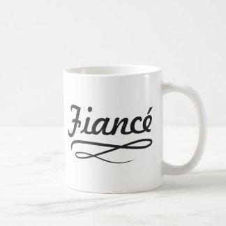 Fiance Basic White Mug