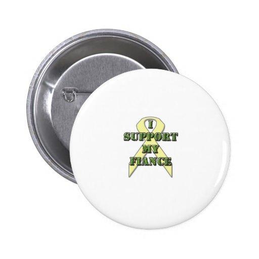 Fiance  Button