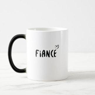 Fiance  Engaged  Wedding Married Gift Wedding Magic Mug