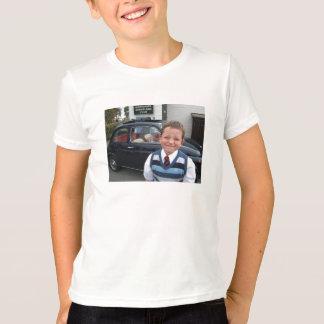 Fiat 500 Boy T-Shirt