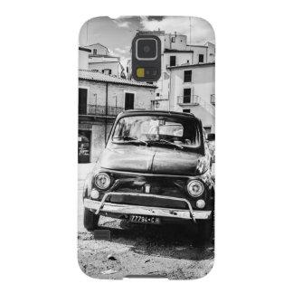 Fiat 500, Cinquecento in Italy Samsung s5 case